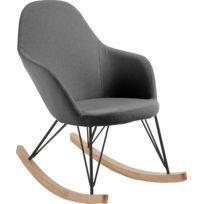 Chaise A Bascule Scandinave Bientot Les Soldes Chaise A Bascule