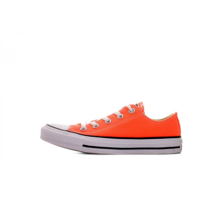 a4a480e611f72 Converse - Basket All Star Ct Canvas Ox - Ref. 155736C - pas cher Achat   Vente  Baskets homme - RueDuCommerce