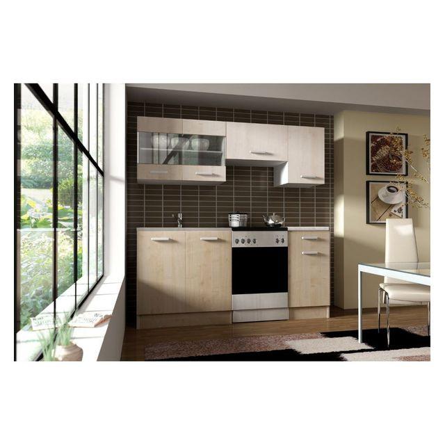 acheter une cuisine pas cher attractive achat cuisine desserte billot de cuisine noire plateau. Black Bedroom Furniture Sets. Home Design Ideas