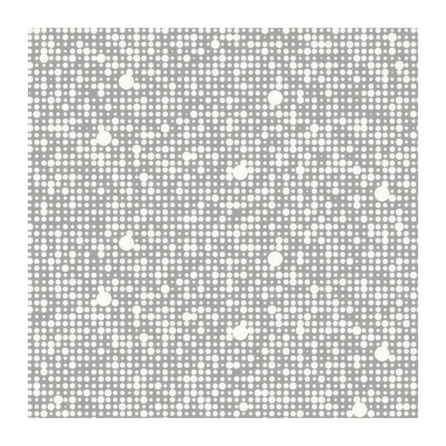 Roommates Sticker Papier Peint Adhesif Repositionnable Paillete