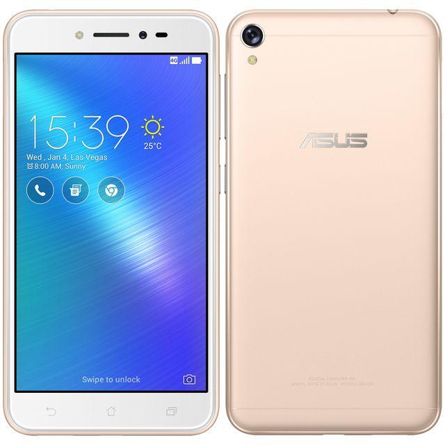 ASUS - ZenFone Live - ZB501KL - 16 Go - Or