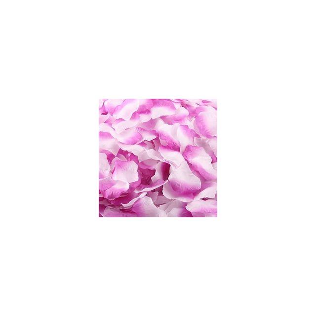Alpexe Ensemble De 100 Petales Petales De Rose Decoration De Table