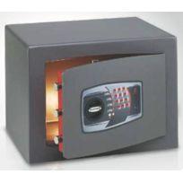 TECHNOMAX - Coffre-fort de sécurité à poser avec serrure-à-combinaison-électronique DMT/7P