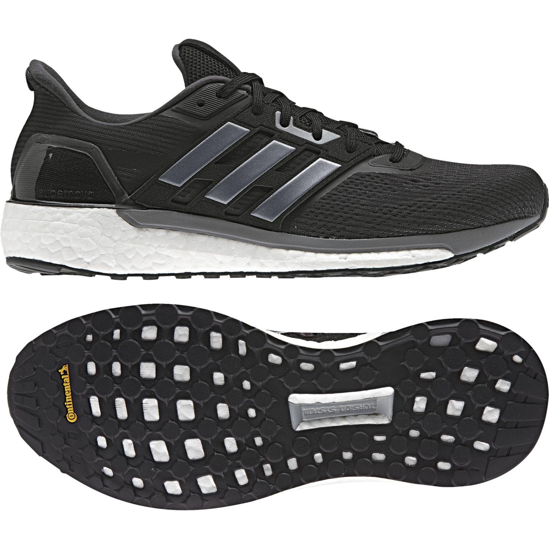 Adidas - Chaussures Supernova noir/argent/gris - 40 - pas cher Achat / Vente Chaussures running