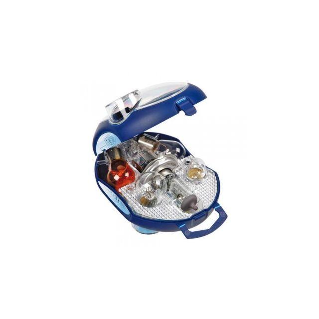 topcar coffret secours 6 ampoules voiture h7 12 volts osram ref 876375 pas cher achat. Black Bedroom Furniture Sets. Home Design Ideas