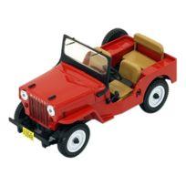 Ixo - Premium-X - Prd365 - VÉHICULE Miniature - ModÈLE À L'ÉCHELLE - Willys Jeep Cj3B - 1953 - Echelle 1/43