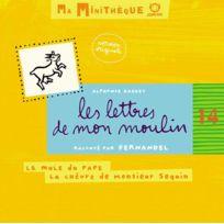 - Enfants - Ma Minitheque Vol. 14 - les Lettres de mon Moulin Vol. 2 par Fernandel