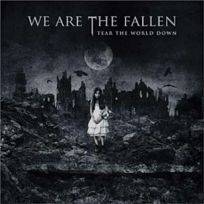 - We Are The Fallen - Tear the world down Boitier cristal