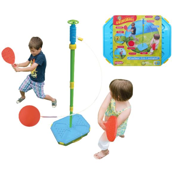 Mookie - Swingball 3-en-1