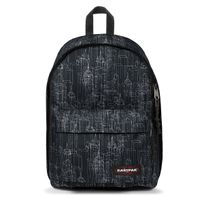 Eastpak - Sac a Dos Out Of Office Black Blocks