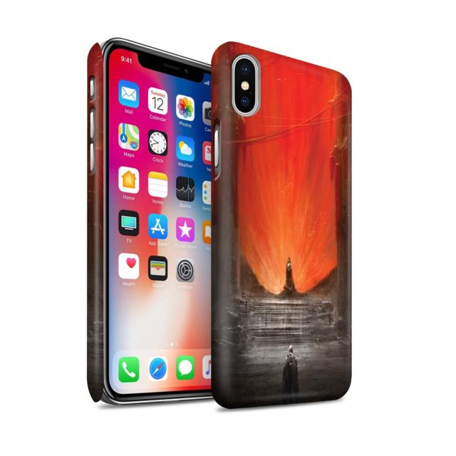 coque officielle apple iphone x