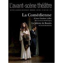 Avant-scene Theatre - Revue L'Avant-Scene Theatre N.1385 ; La Comédienne