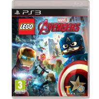 WARNER BROS - Lego Marvel's Avengers - PS3
