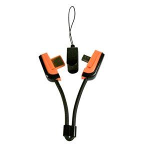 Cabling - Chargeur mini Usb + lecteur multi cartes