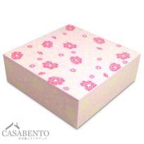 Casabento - Boîte Bento Shokado Barokku - Rose