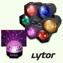 Lytor - Pack Module chenillard 6 couleurs + Astro4 mp3 Usb