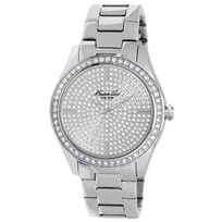 Kenneth Cole - Montre femme Brooklyn Pave Ikc4959