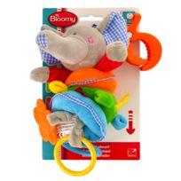 Bloomy - Hochet éléphant vibrant
