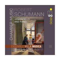 Mdg - Oeuvres pour violoncelle et piano
