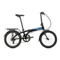 Tern - Vélo Link D8 noir bleu 8v