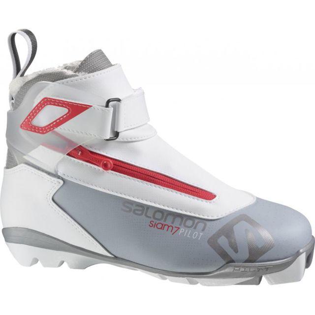Siam Pilot Fond De Ski Cher Pas Femme Chaussures Salomon 7 Achat POqw4IxZ