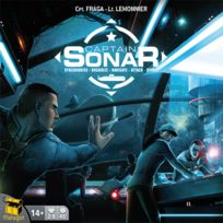Matagot - Jeux de société - Captain Sonar