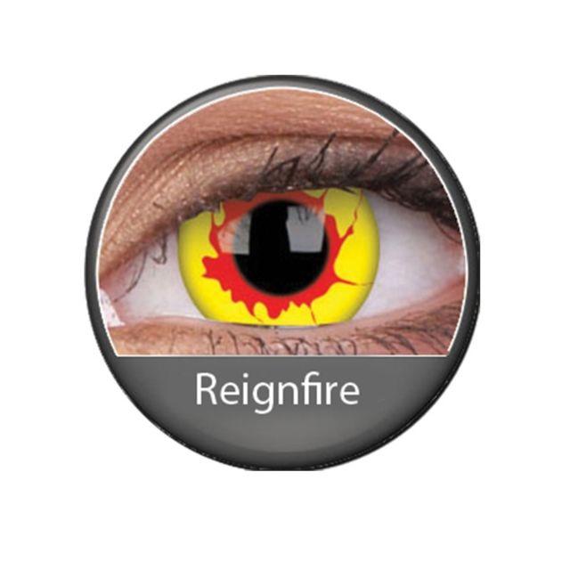 263ec4f9b68117 Générique - Lentilles Fancy 1 Jour Reignfire 14MM - pas cher Achat ...