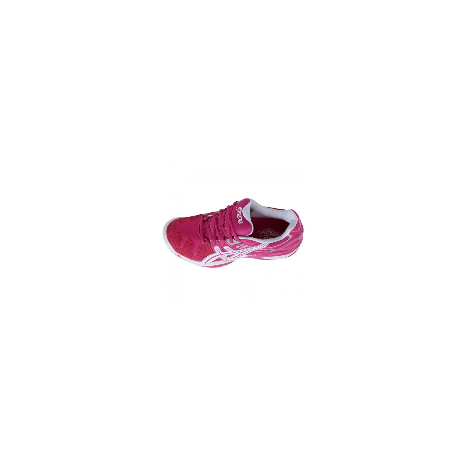Rose 5 Resolution Chaussures Clay Asics Gel Tennis AnCwq5