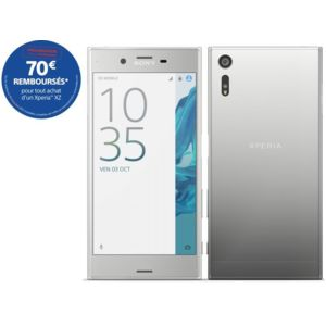 sony xperia xz 32 go platine pas cher achat vente smartphone classique android. Black Bedroom Furniture Sets. Home Design Ideas