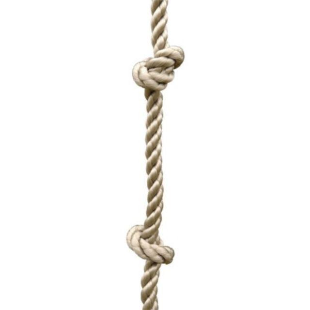 Corde à nœuds trigano pour portique 1.90/2.50 m