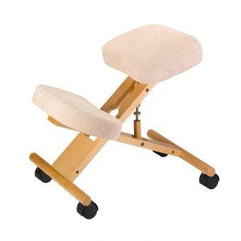 code promo 1fd01 e32f5 Jobri - Siège ergonomique assis genoux F1450 Beige - pas ...