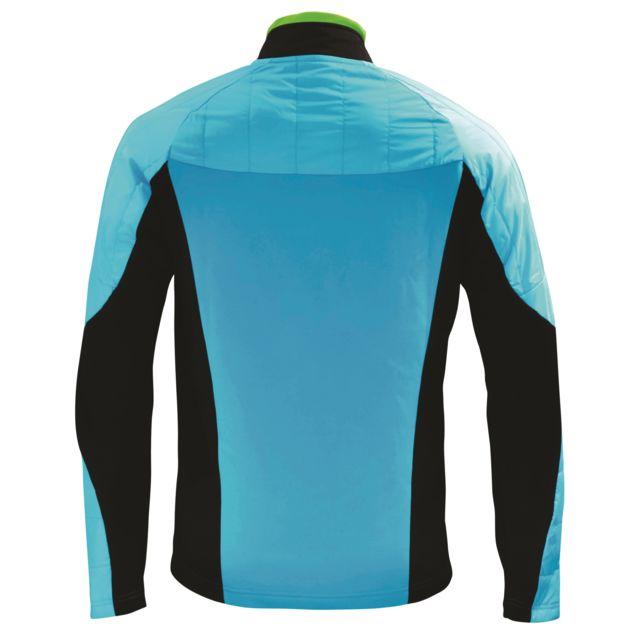 Briko - Mito Prima Jacket Bleue Vest de ski de fond homme 3XL
