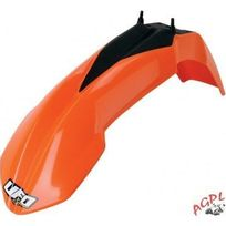 Ktm - Sx 65-09/11-GARDE Boue Avant Neuf Ufo Orange-78502353