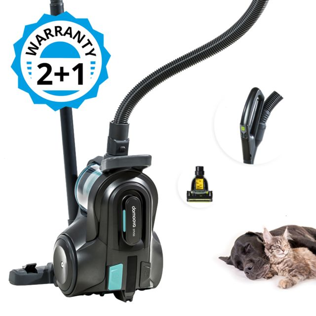 DOMOOVA DTV50 Power Animal Multicyclonic