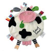 Label-Label - Doudou Friends vache