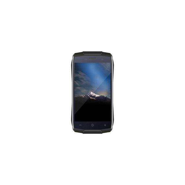 Auto-hightech Smartphone avec Ip68 Étanche 1 + 8 Go Android 6.0 Mtk6580 Quad-core 4,7 pouces - Noir