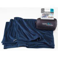 Cocoon - Travel Blanket coolmax navy