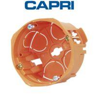 Capri - Boîte d'encastrement simple Capriclips D67 Prof55