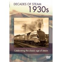 Go Entertain - Decade Of Steam - 1930'S IMPORT Dvd - Edition simple