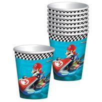 Bbs - Gobelets super Mario x8