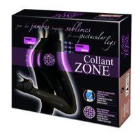 Mincizone - Collantzone - Collant Microcapsulé actifs minceurs Noir Couleur Noir Taille M/L