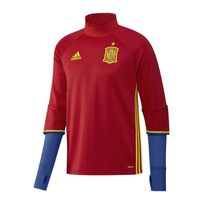 Adidas - Sweat Entraînement Football Espagne Rouge