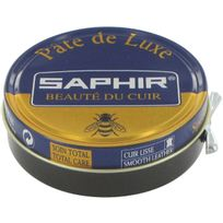 Saphir - Cirage pâte de luxe Avel Marron foncé