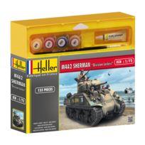 Heller - Maquette Char : M4A2 Sherman
