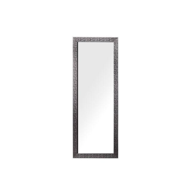 BELIANI Miroir mural marron clair 50 x 130 cm AJACCIO - marron clair