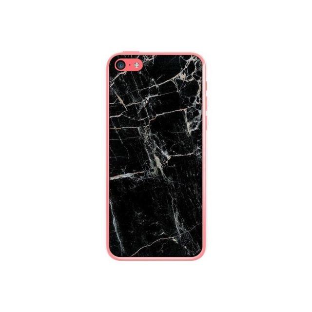 coque marbre noir iphone xs