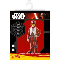 Lucas - Star Wars - Déguisement Poe X-wing Fighter Taille M - St-620265M