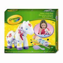 Crayola - Le poney à décorer