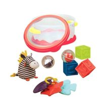 ToyCentre - B Baby Wee B Ready Babies First Set 29.5 X 25.4 X 12.7 Cm, 0-3 Years