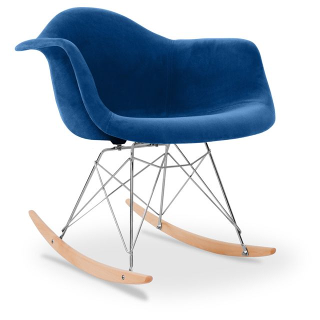Privatefloor Chaise à Bascule Rar Charles Eames Pas Cher Achat